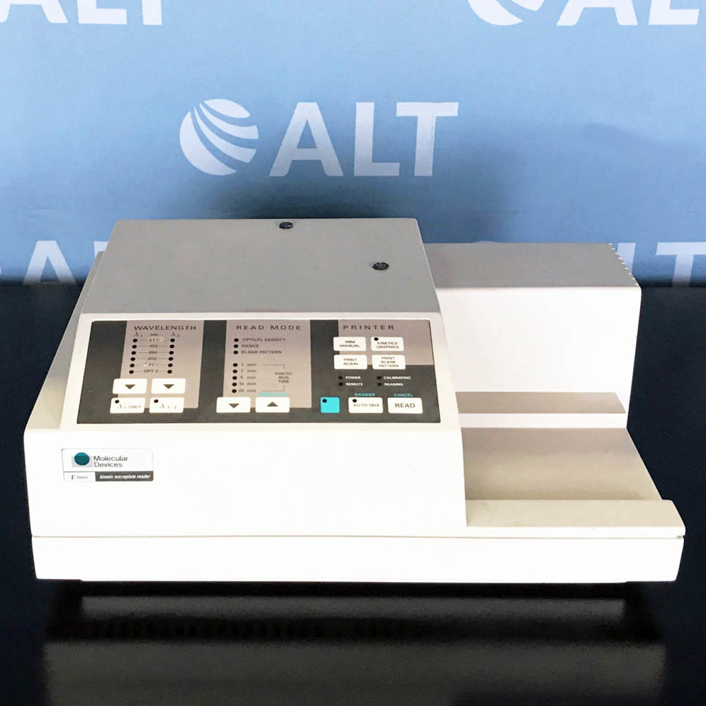 VMax Kinetic Microplate Reader Name