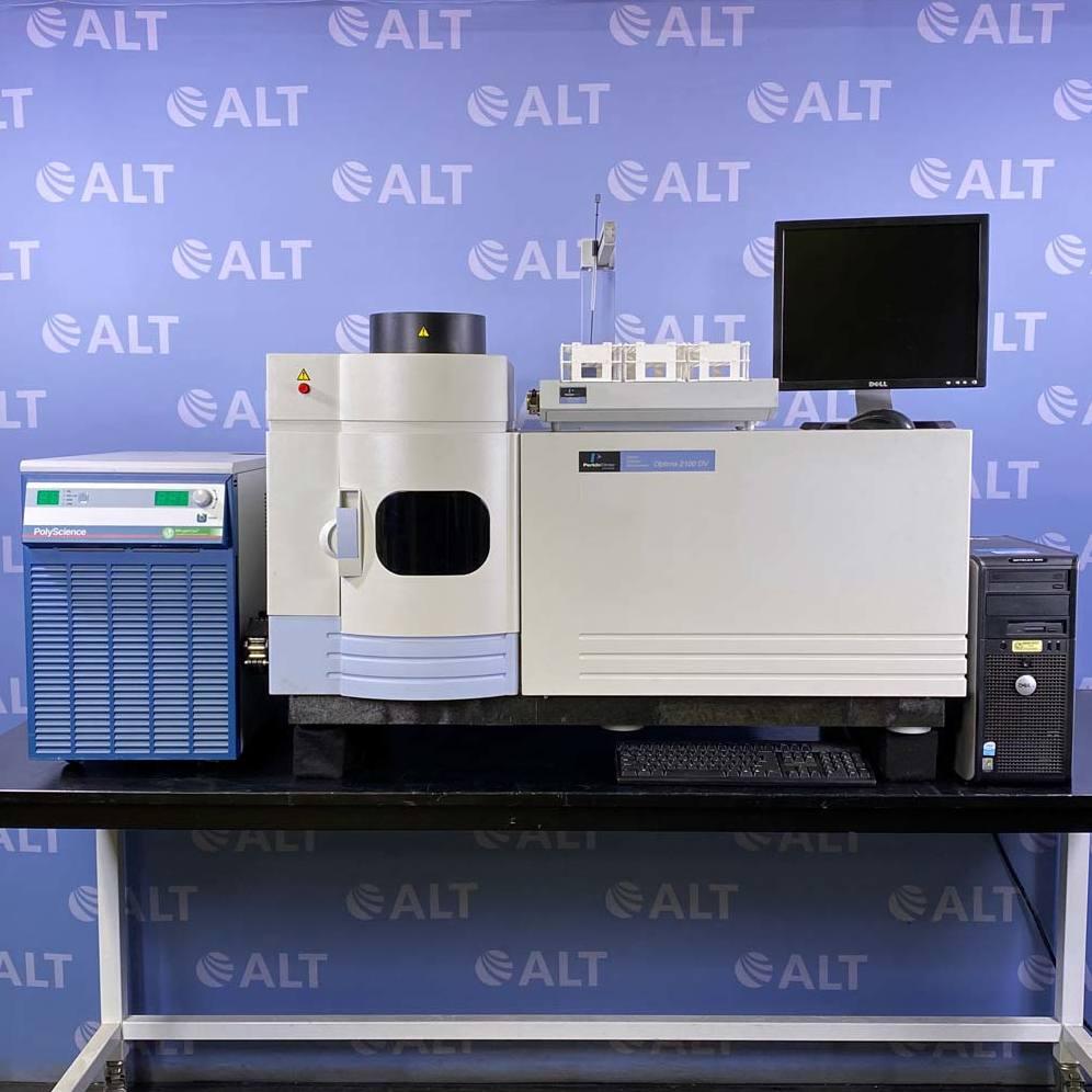 Optima 2100 DV Spectrometer Name