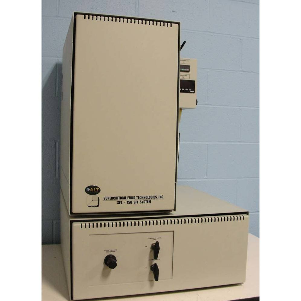 Supercritical Fluid Technologies Inc. SFT-150 Supercritical Fluid Extraction System Image