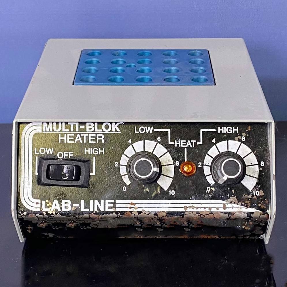 Lab-Line Multi-Block Heater, Model 2050 Image