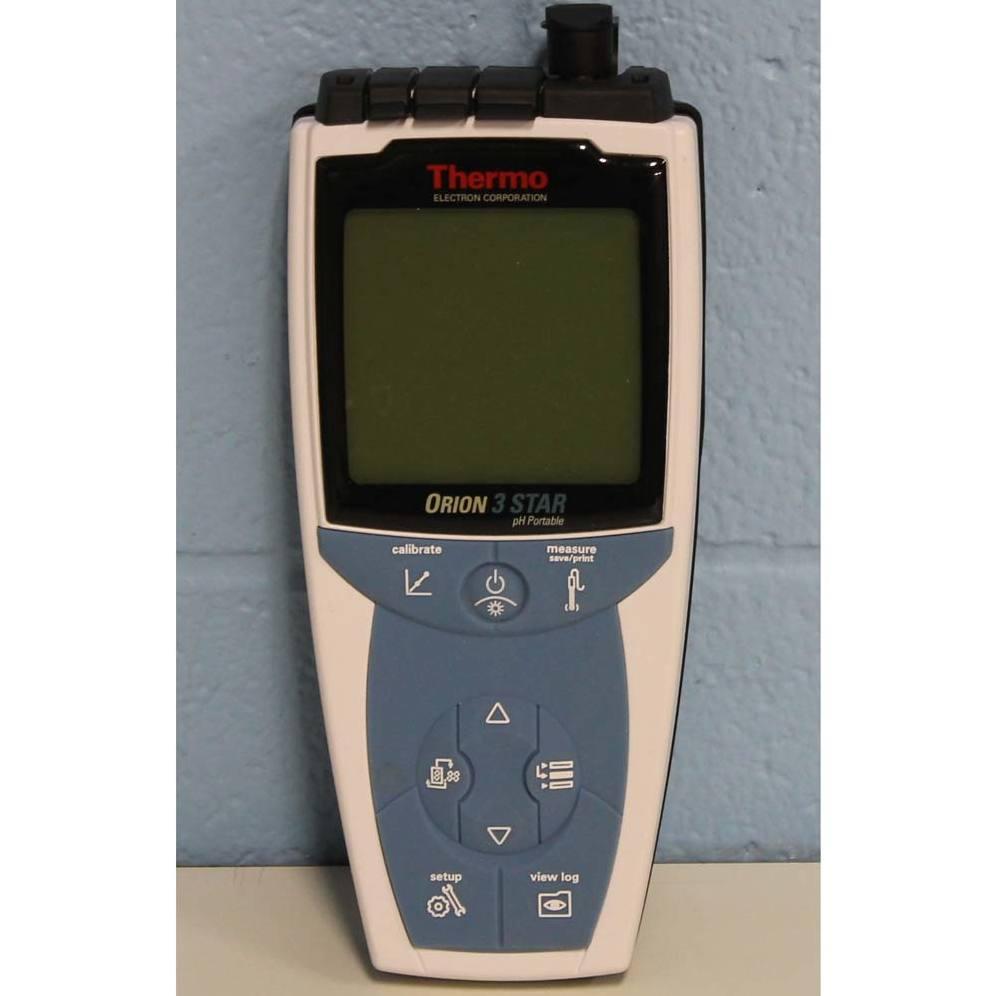 Thermo Scientific Orion 3-star Portable pH Meter Image