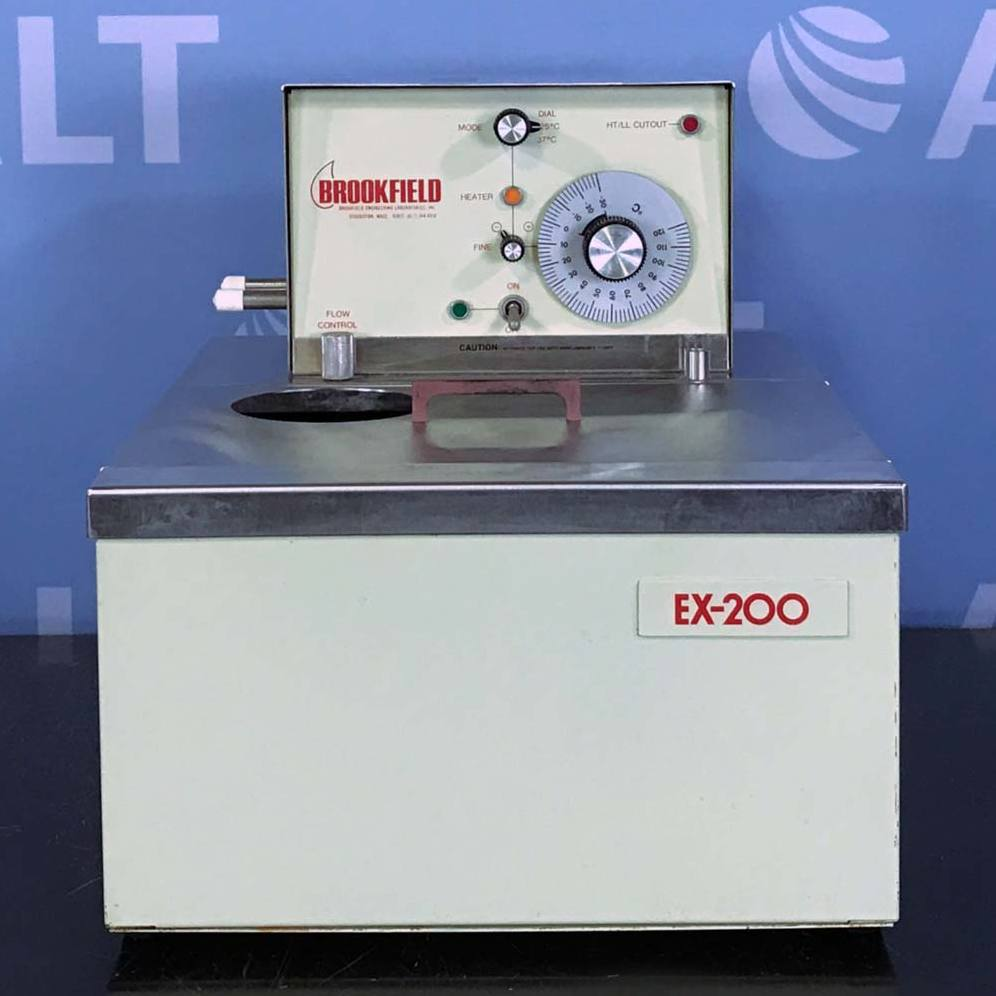 EX-200 Recirculating Chiller Name