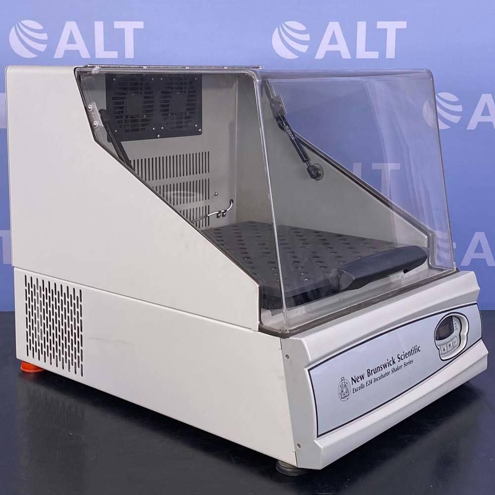 New Brunswick Scientific Co Excella E24 Incubator Shaker, Model M1352-0000 Image