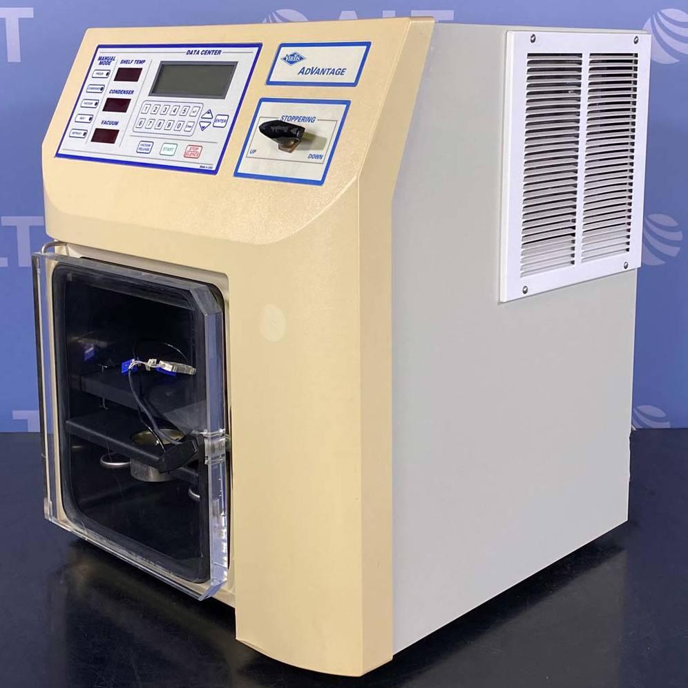 SP Scientific Virtis Advantage EL Benchtop Freeze Dryer Image