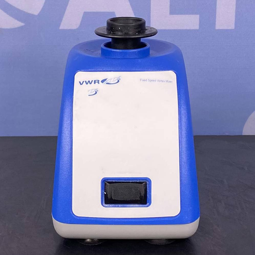 VWR Fixed Speed Vortex Mixer, Cat. No 10153-834 Image