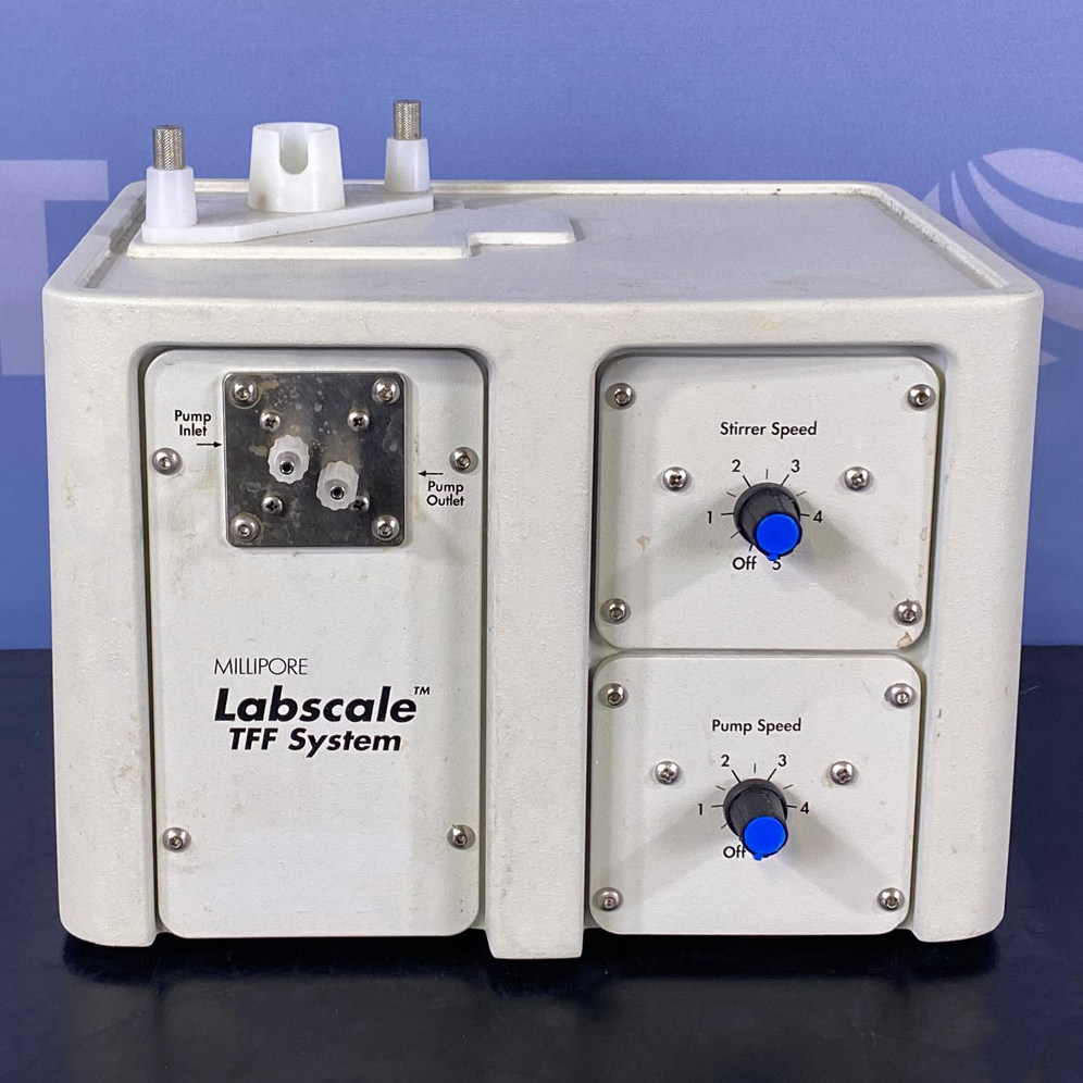 Millipore Labscale TFF Tangential Flow Filtration System Image
