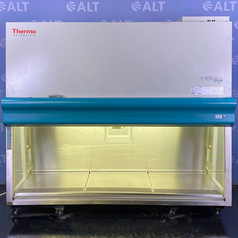 Thermo Electron Corporation HERAsafe KS 18 Class II, Type A2 6' Biological Safety Cabinet Image