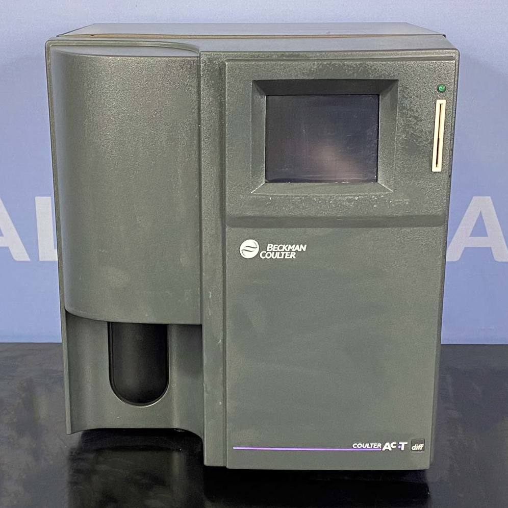 Beckman Coulter Coulter Ac-T diff Analyzer  Image