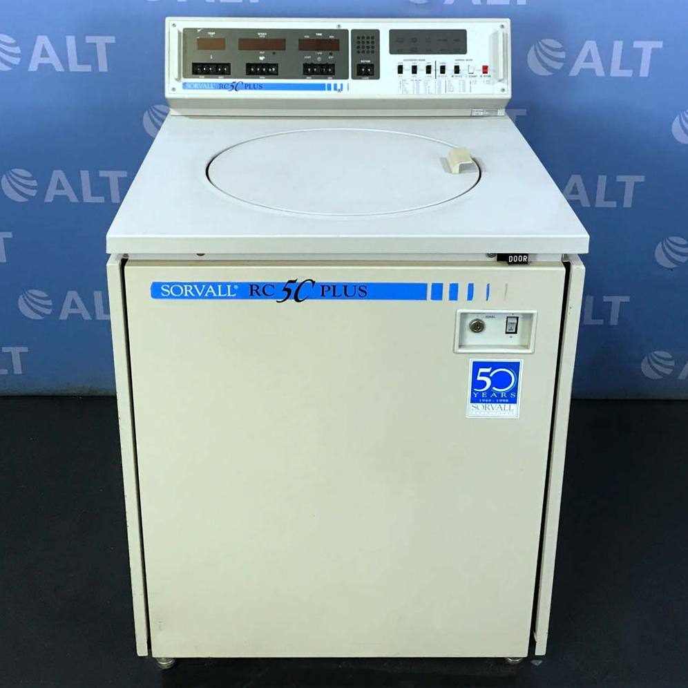 RC-5C Plus Refrigerated Superspeed Centrifuge Name