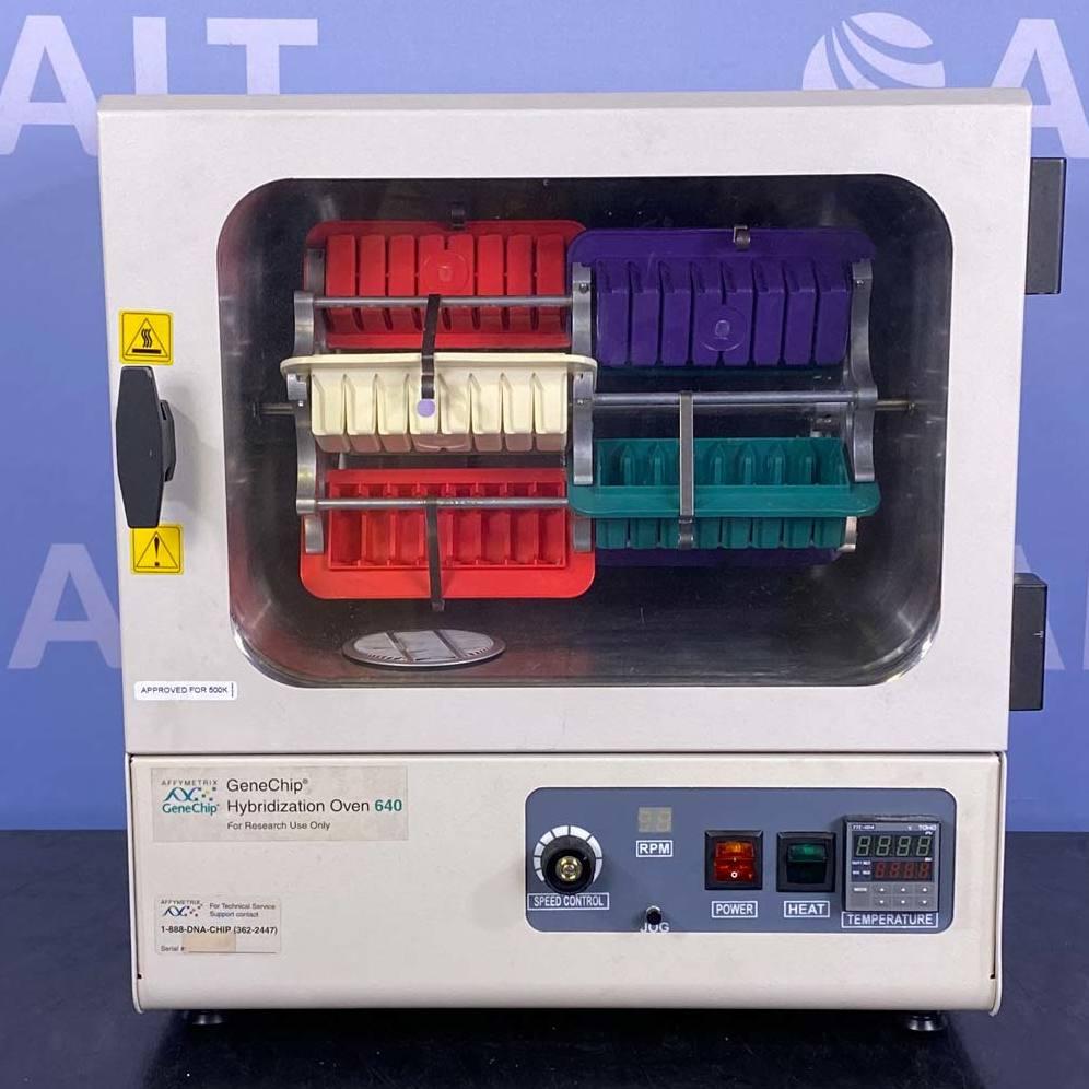Affymetrix GeneChip Hybridization Oven 640 Image