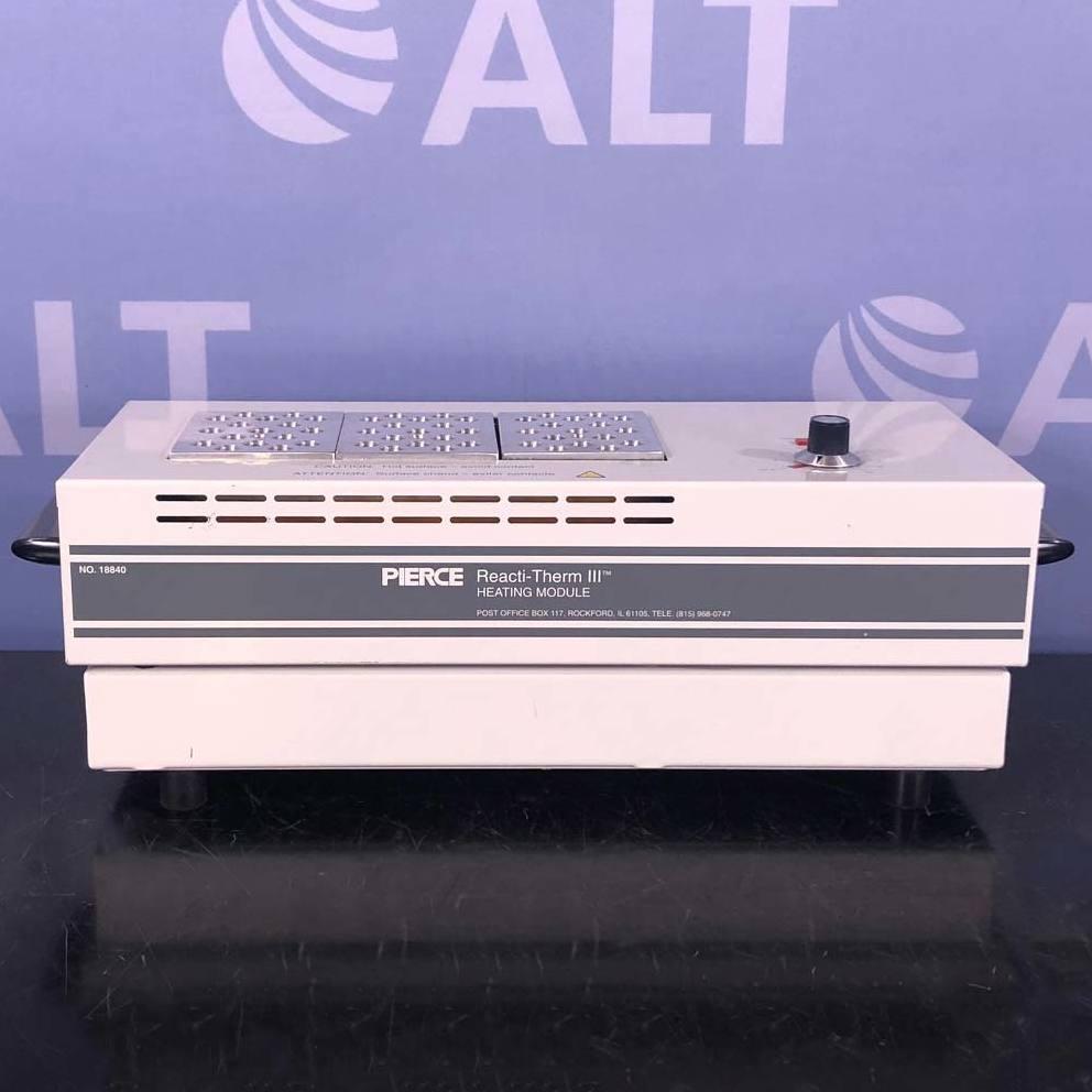 Pierce Reacti-Therm III Heating Module P/N 18835 Image