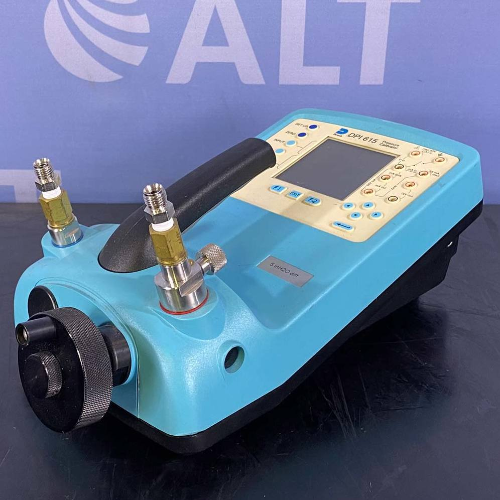 Druck DPI 615 Pressure Calibrator Image
