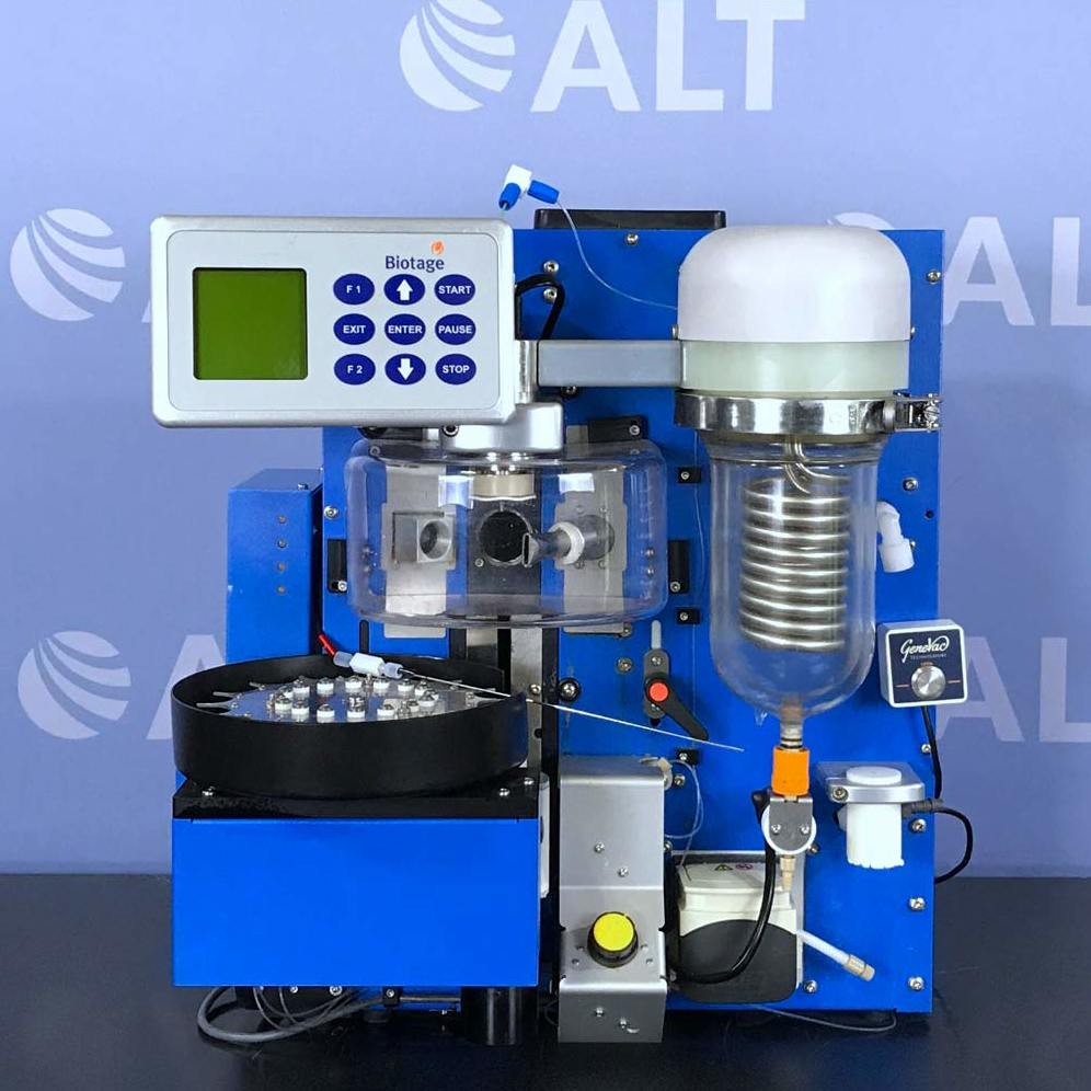 Biotage EV10 Evaporator Image