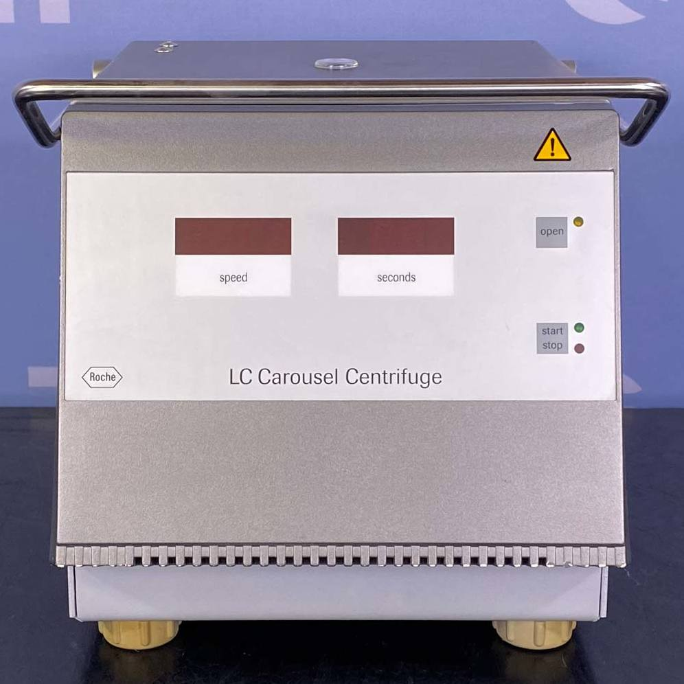 Roche Applied Science LC Carousel Centrifuge Image