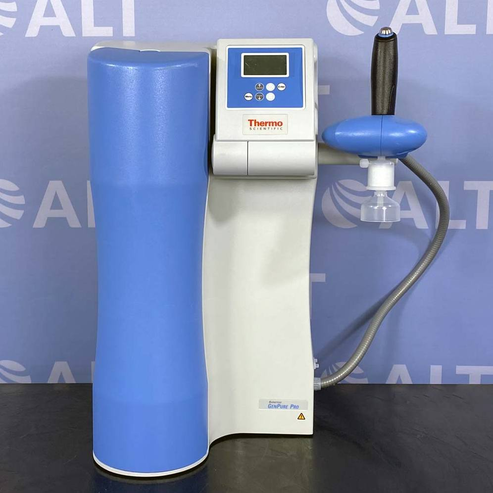 Thermo Scientific Barnstead GenPure Pro Ultrapure Water System With UV-Photo-Oxidation Image