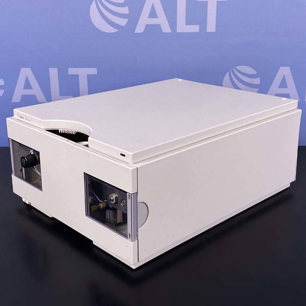 Hewlett Packard 1100 Series Binary Pump, Model G1312A Image