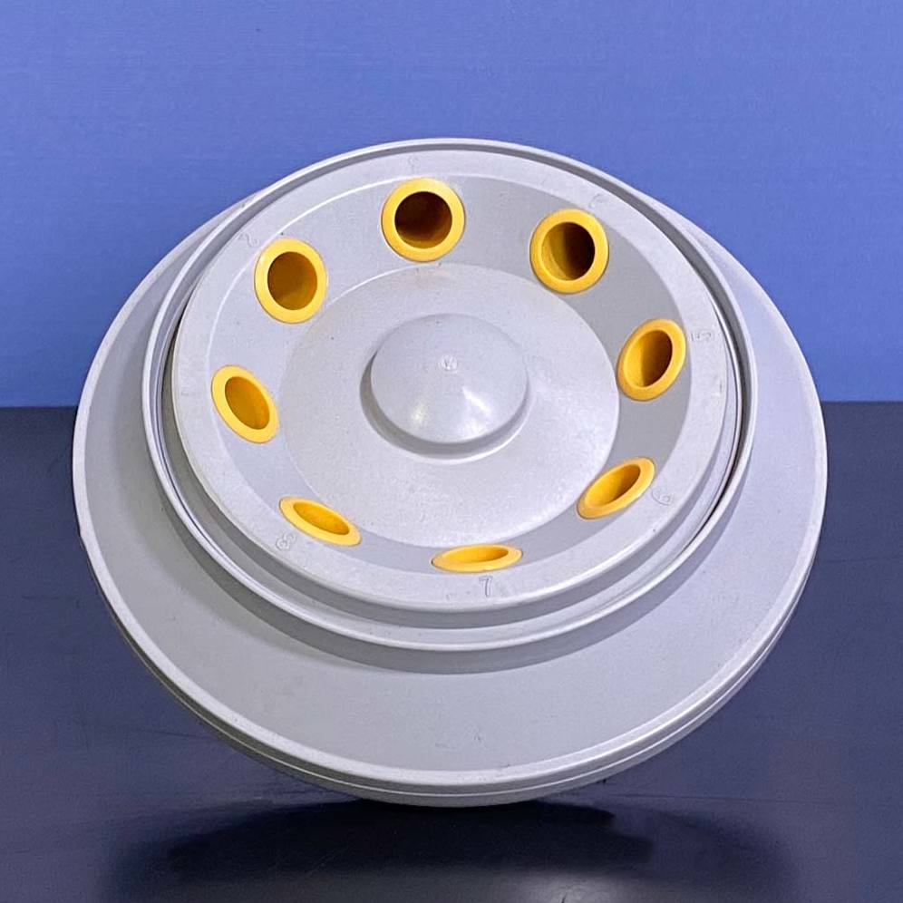 Denville Scientific  210A Microcentrifuge Rotor, 8 Place Image