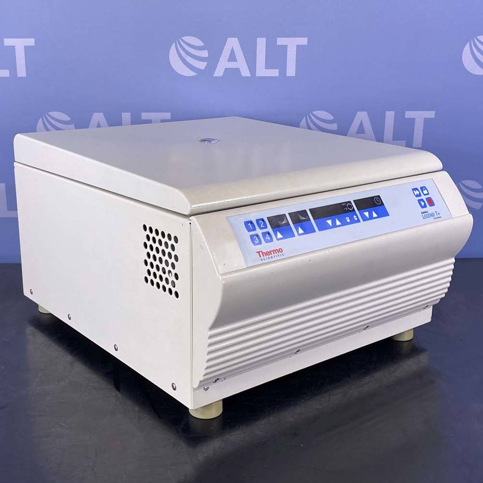 Thermo Scientific Sorvall Legend T+ Easy Set Centrifuge Image