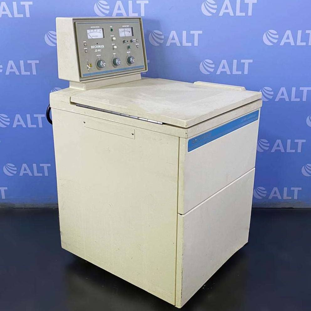 Beckman Coulter J2-HC High Speed Refrigerated Centrifuge Image