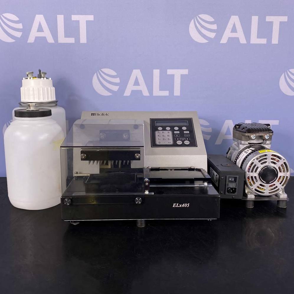 BioTek ELx405 Microplate Washer Image
