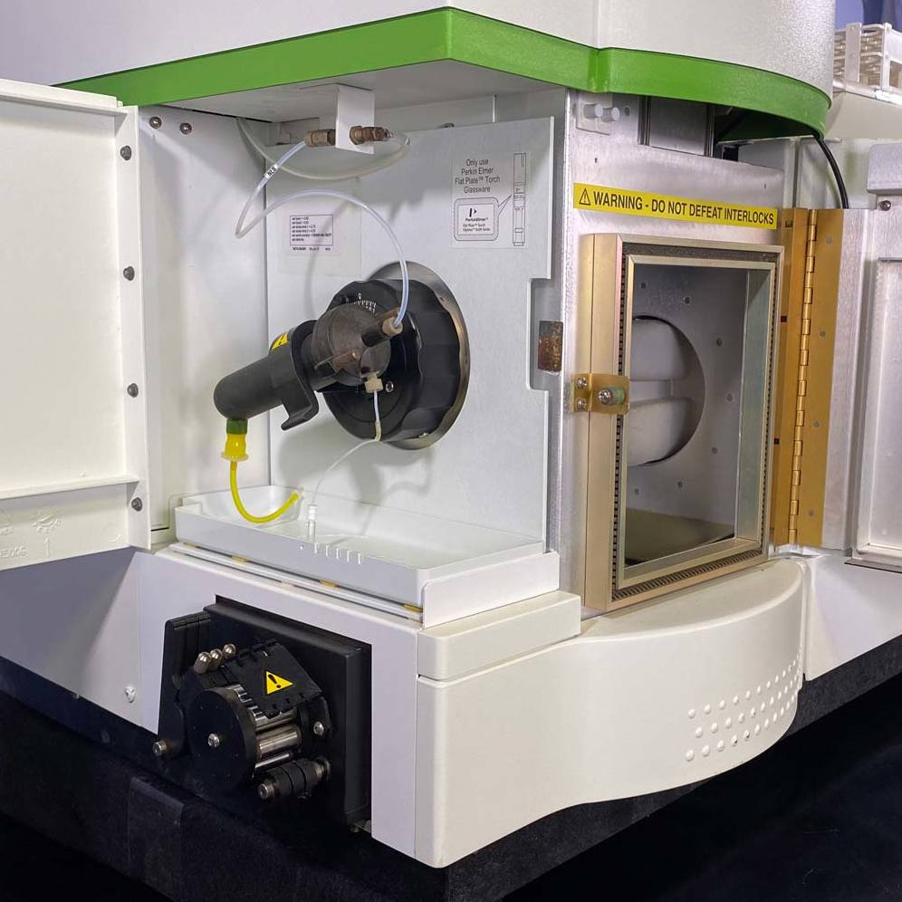 PerkinElmer Optima 8000 ICP-OES With S10 Autosampler & PolyScience Chiller Image