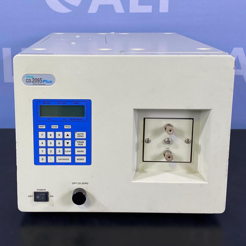 Jasco Chiral Detector, Model CD-2095 Plus Image