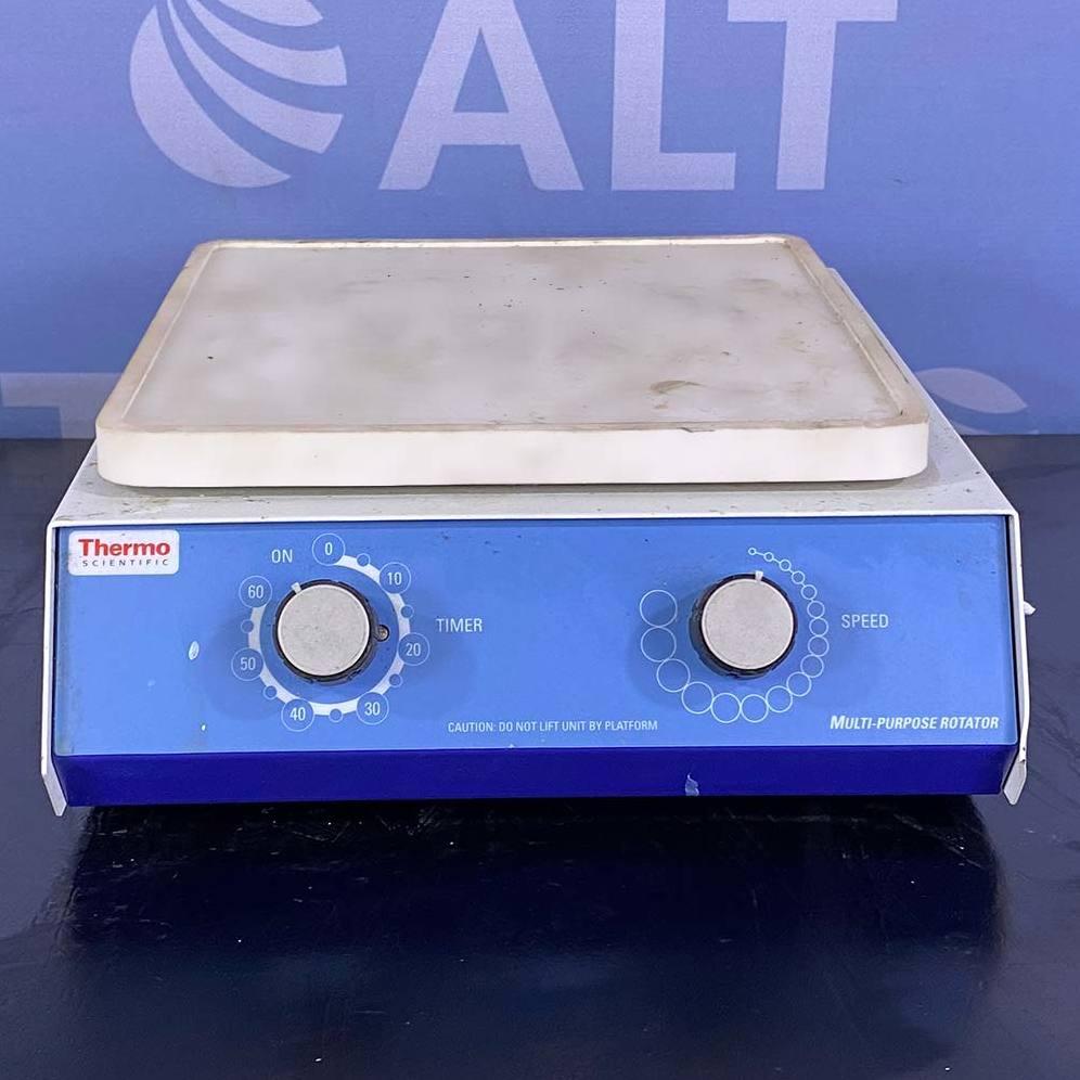 Thermo Scientific Multi-Purpose Rotator, Model 2309 Image
