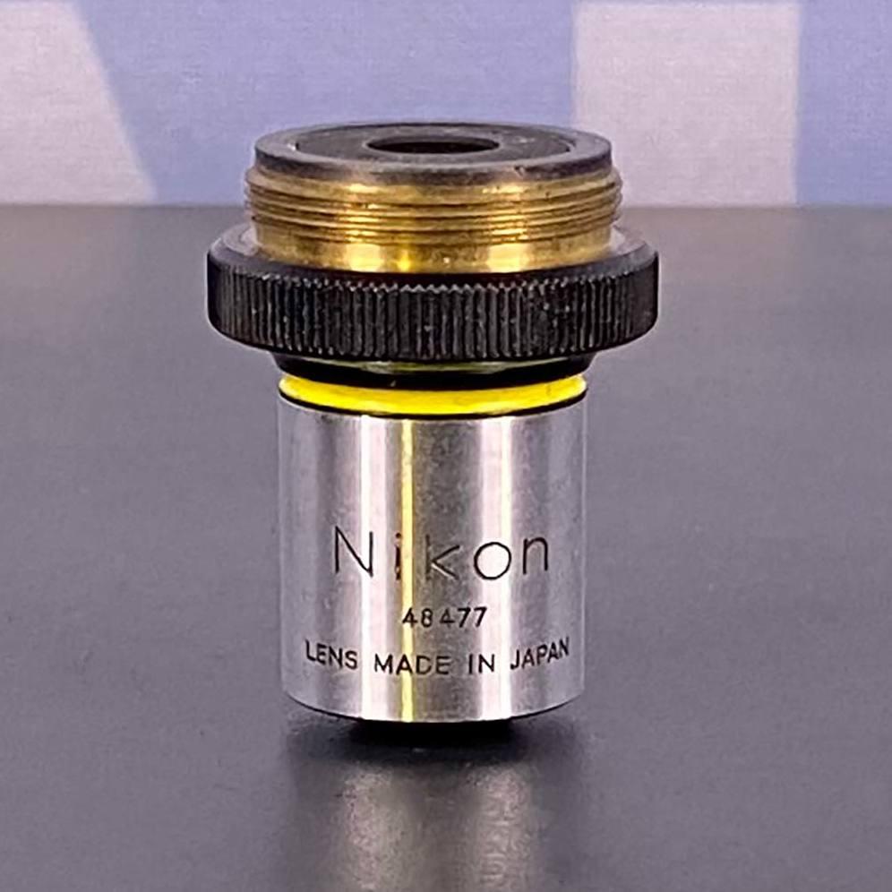 Nikon 10 0.25 Microscope Objective Image