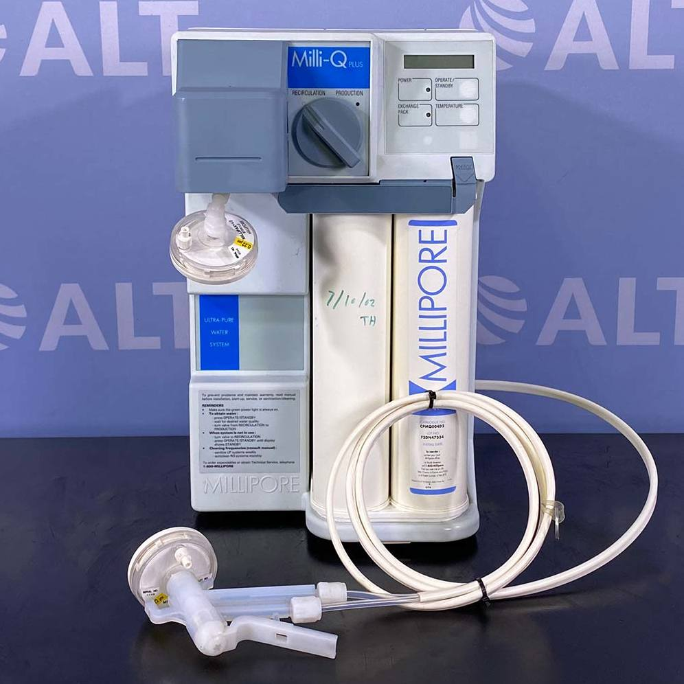 Milli-Q Plus Water Purification System, Cat. No. ZD5211584 Name