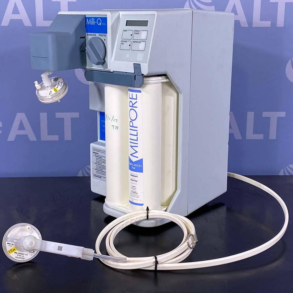 Millipore Milli-Q Plus Water Purification System, Cat. No. ZD5211584 Image