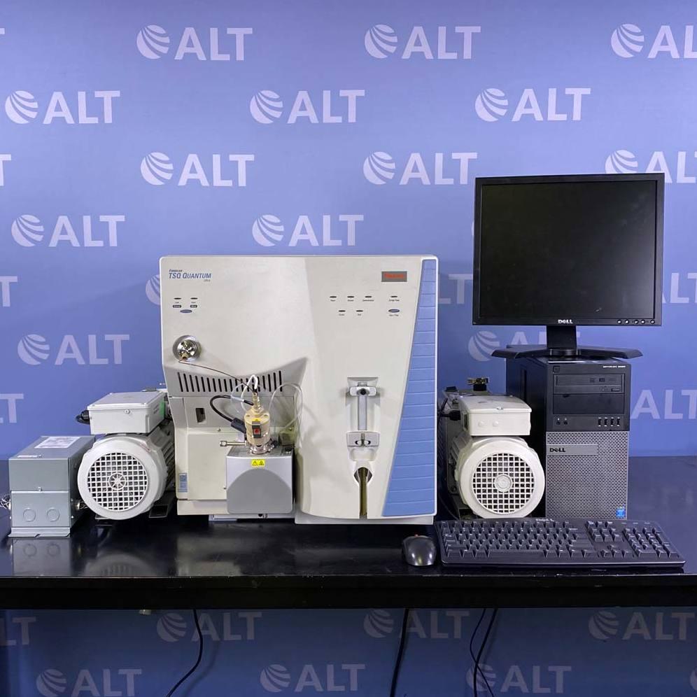 TSQ Quantum Ultra Mass Spectrometer  Name
