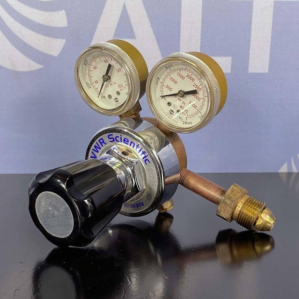 VWR Gas Regulator Helium 0-100/55850-265 Image