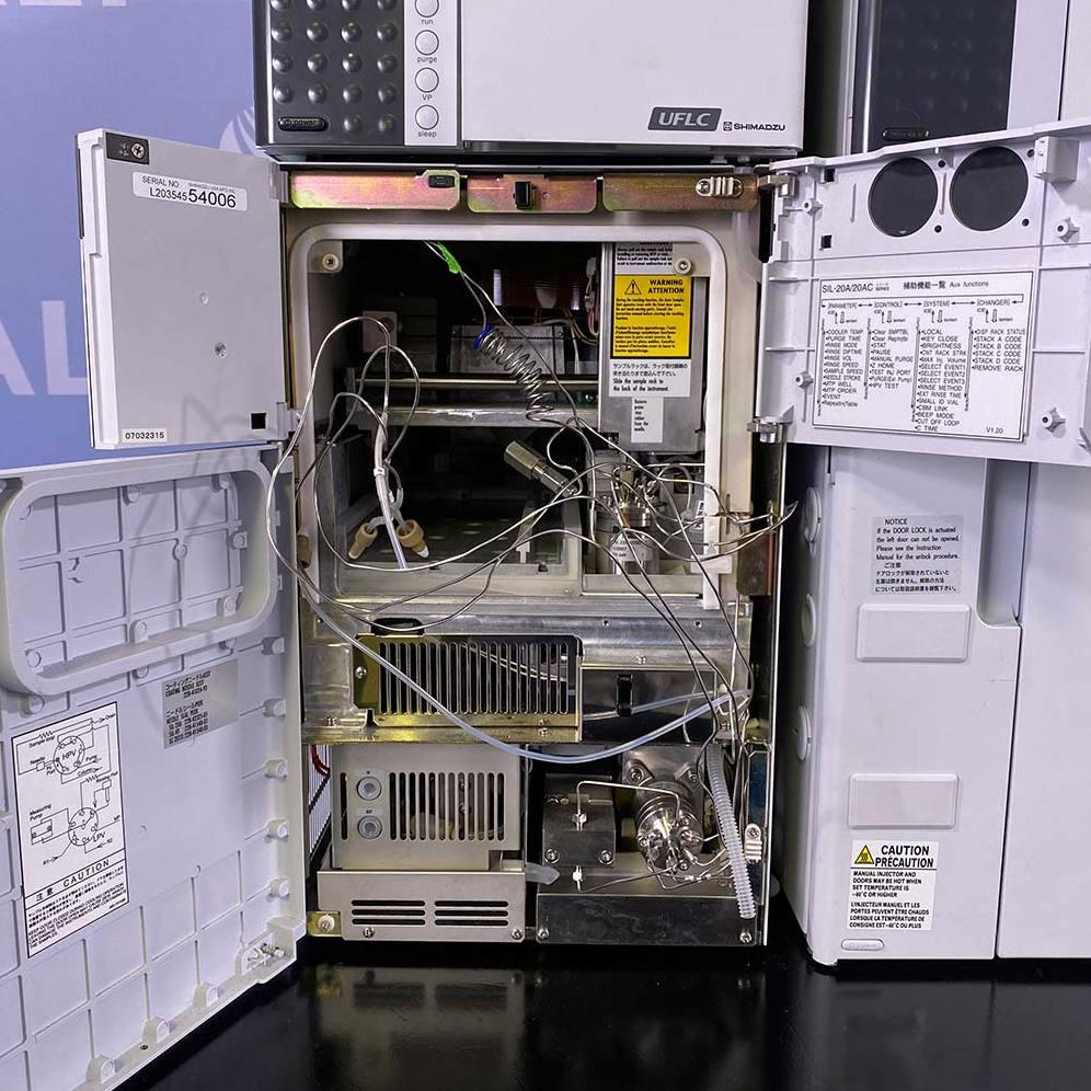 Shimadzu Prominence HPLC System Image