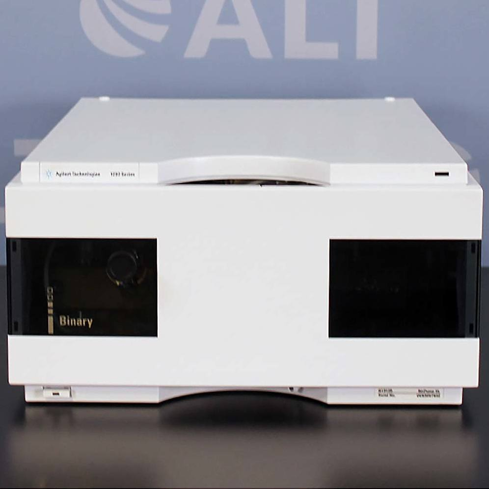 Agilent Technologies 1200 Series G1312B Binary Pump SL Image