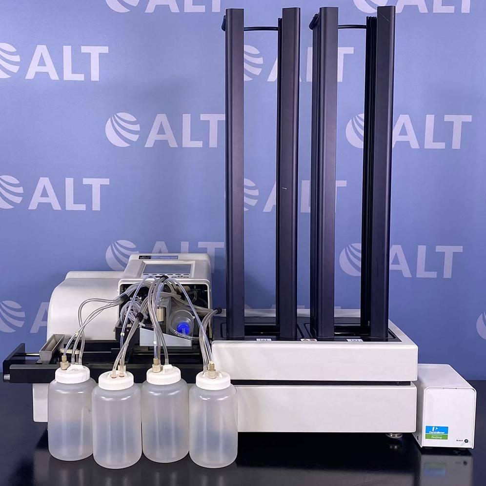 FlexDrop Plus Precision Reagent Dispenser with FlexDrop Fluid Recovery Unit Name