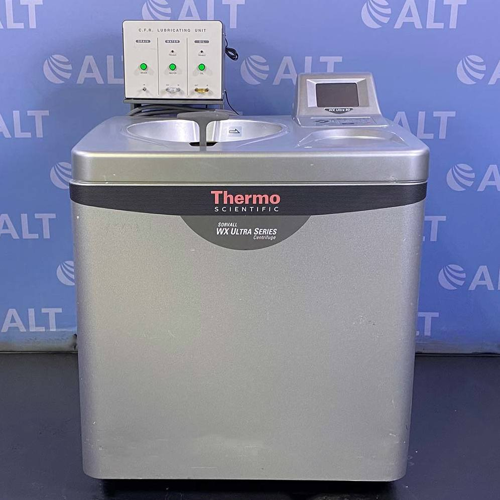 Thermo Scientific Sorvall WX Ultra 80 Centrifuge Image