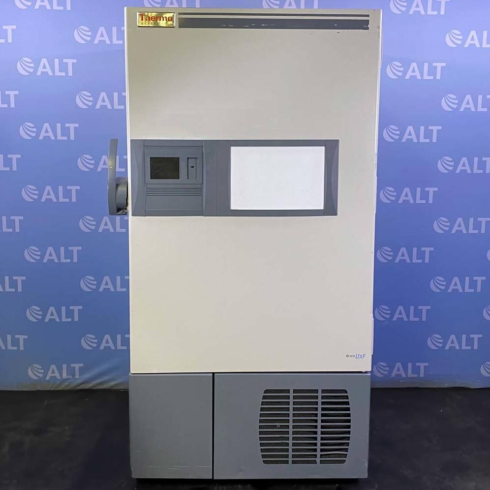 Thermo Scientific Revco UxF -86C Upright Ultra-Low Temperature Freezers Model UXF60086D63 Image