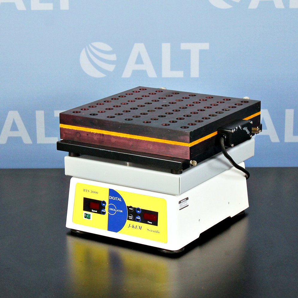 J-KEM Scientific BTS 3000 Digital Oscillator Orbital Shaker Image