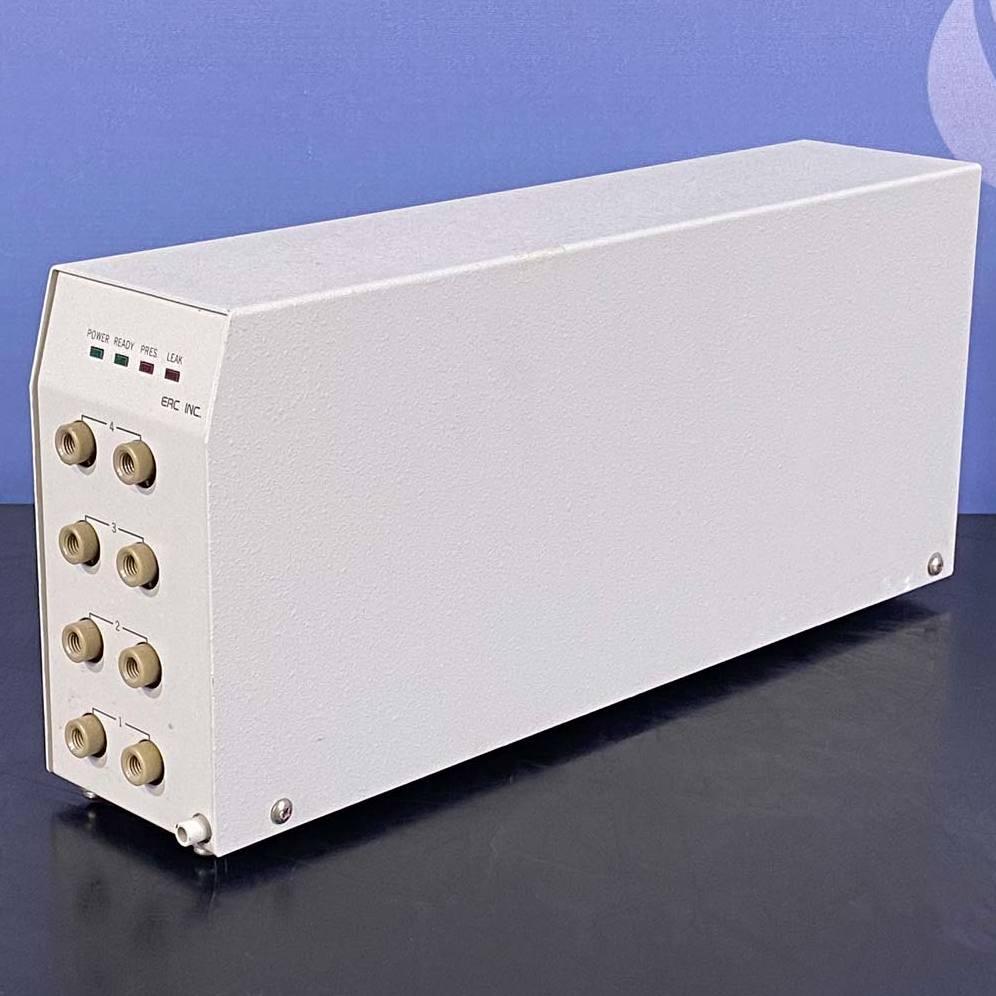 ERC Inc. 4 Channel Degasser, Model L-761 Image