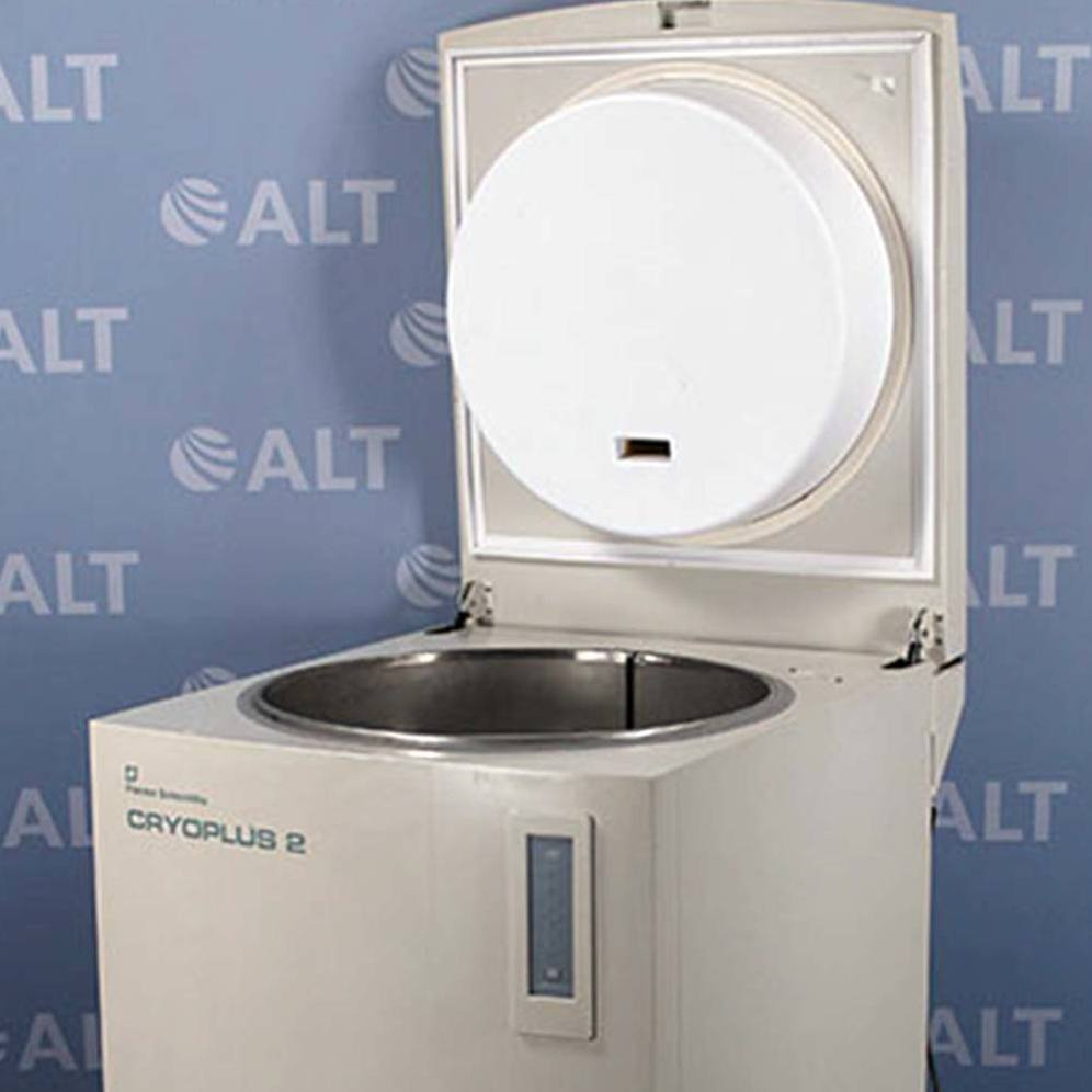 Thermo Scientific CryoPlus 2 Liquid Nitrogen Cryo Storage System  Model 7402 Image