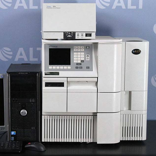 Alliance 2695 HPLC with  996 Photodiode Array Detector Name