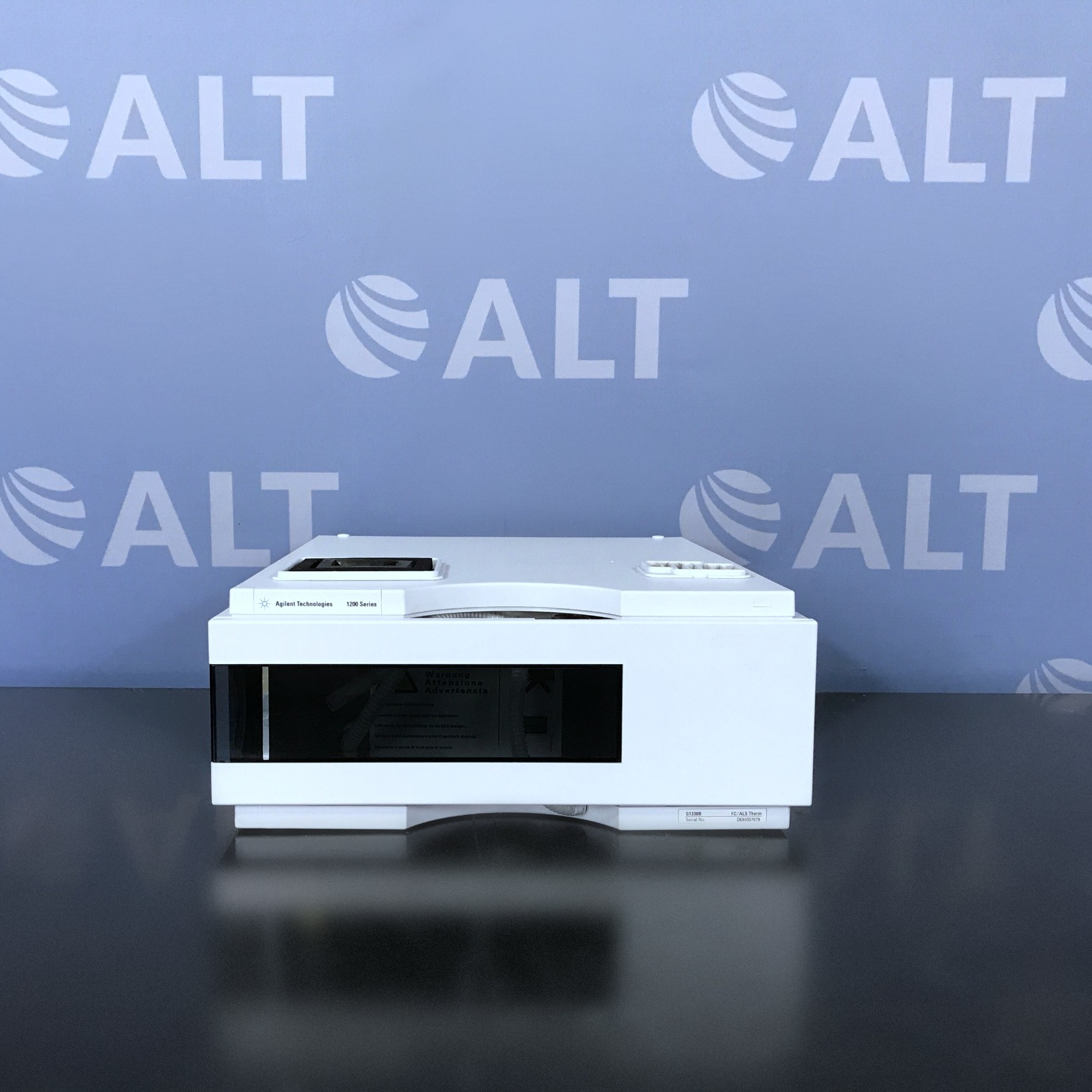 Agilent Technologies 1200 Series HPLC System with G1314B Variable Wavelength Detector Image