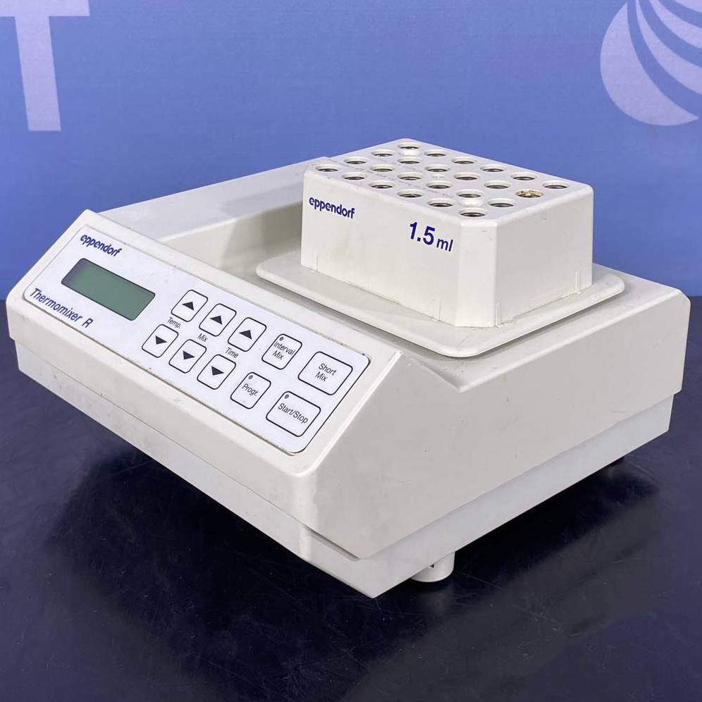 Eppendorf Thermomixer R with Eppendorf 1.5 ml Thermoblock Image