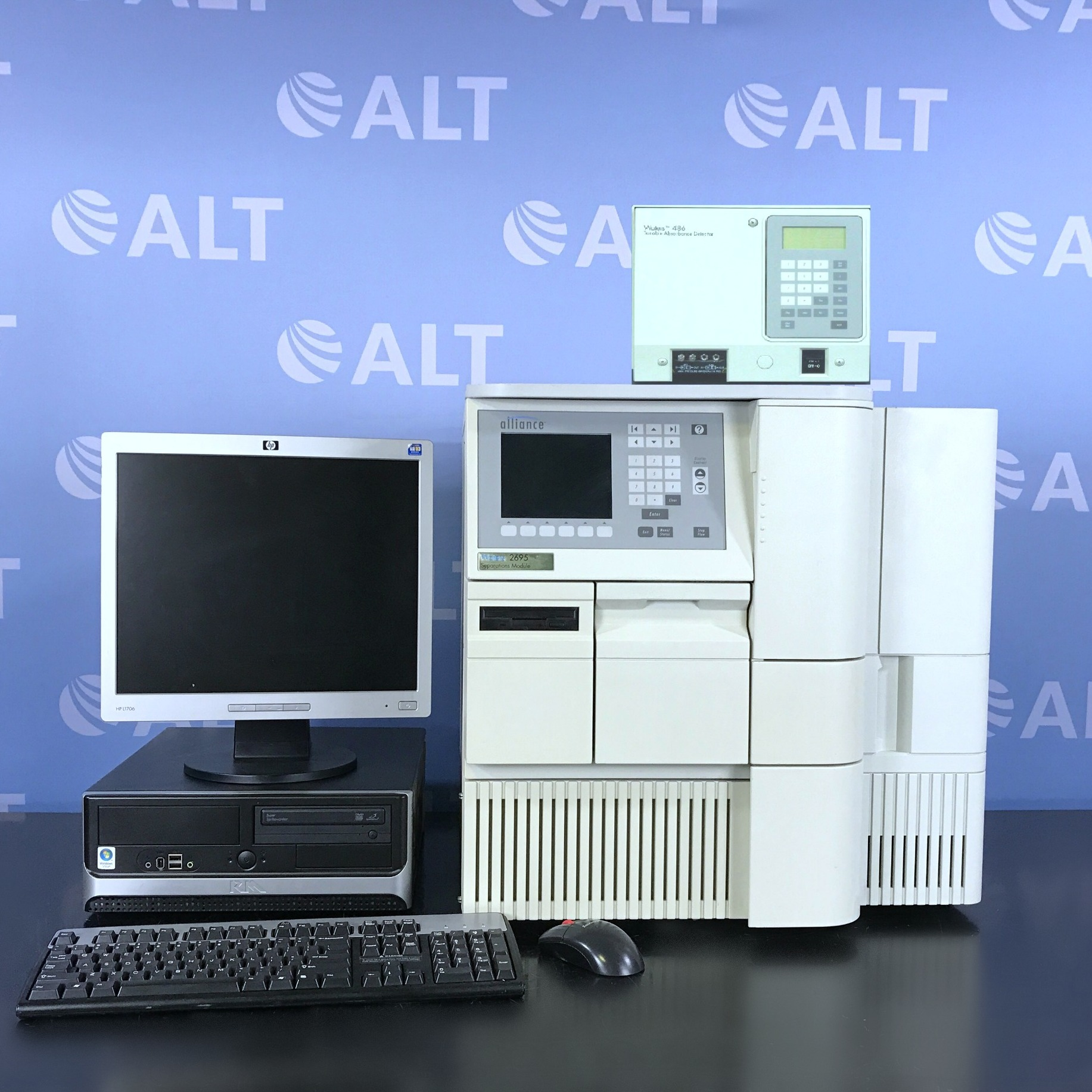 Alliance 2695 HPLC with 486 Tunable Absorbance Detector Name