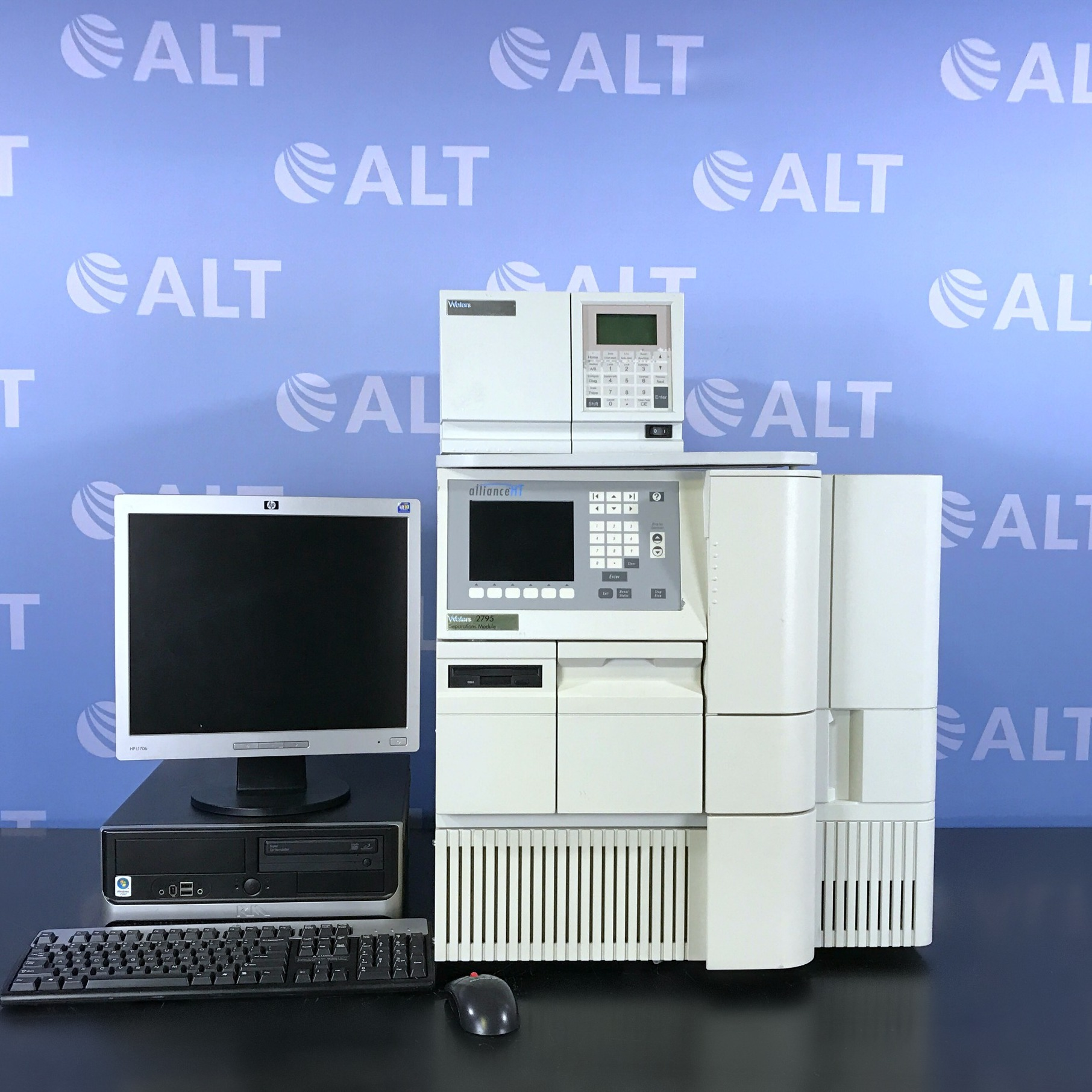 Waters Alliance 2795 HPLC with 2489 UV/Visible Detector Image