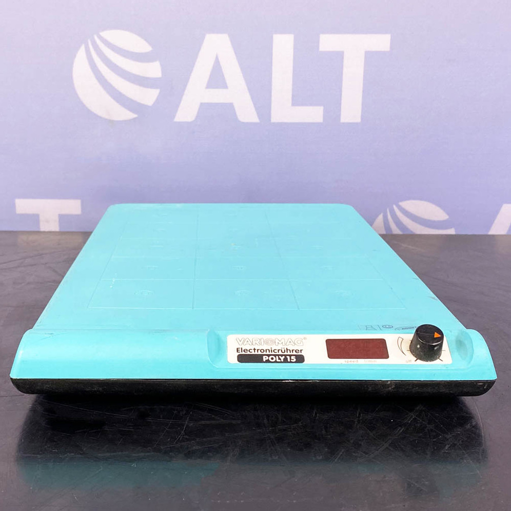 Poly 15 Multi-Position  Magnetic Stirrer Name