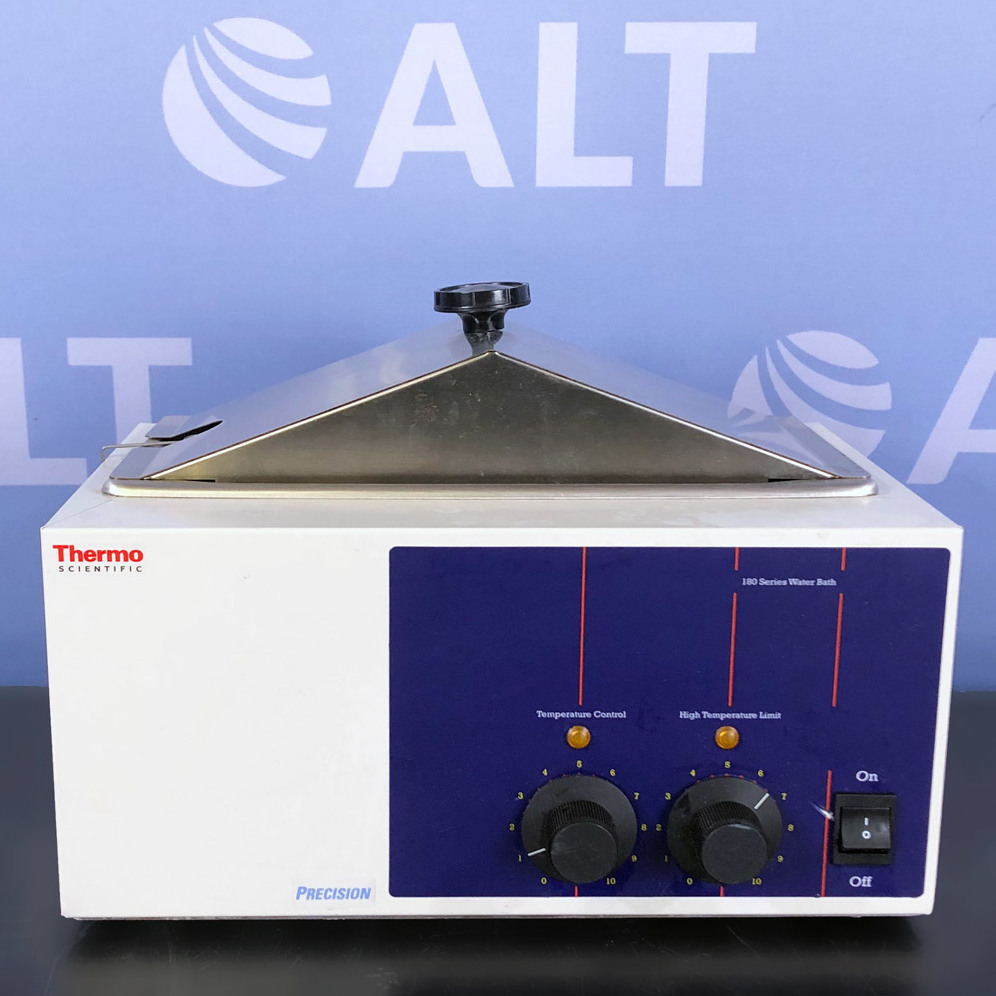 Thermo Scientific Precision Microprocessor Controlled 280 Series Water Bath, CAT No. 2823 Image