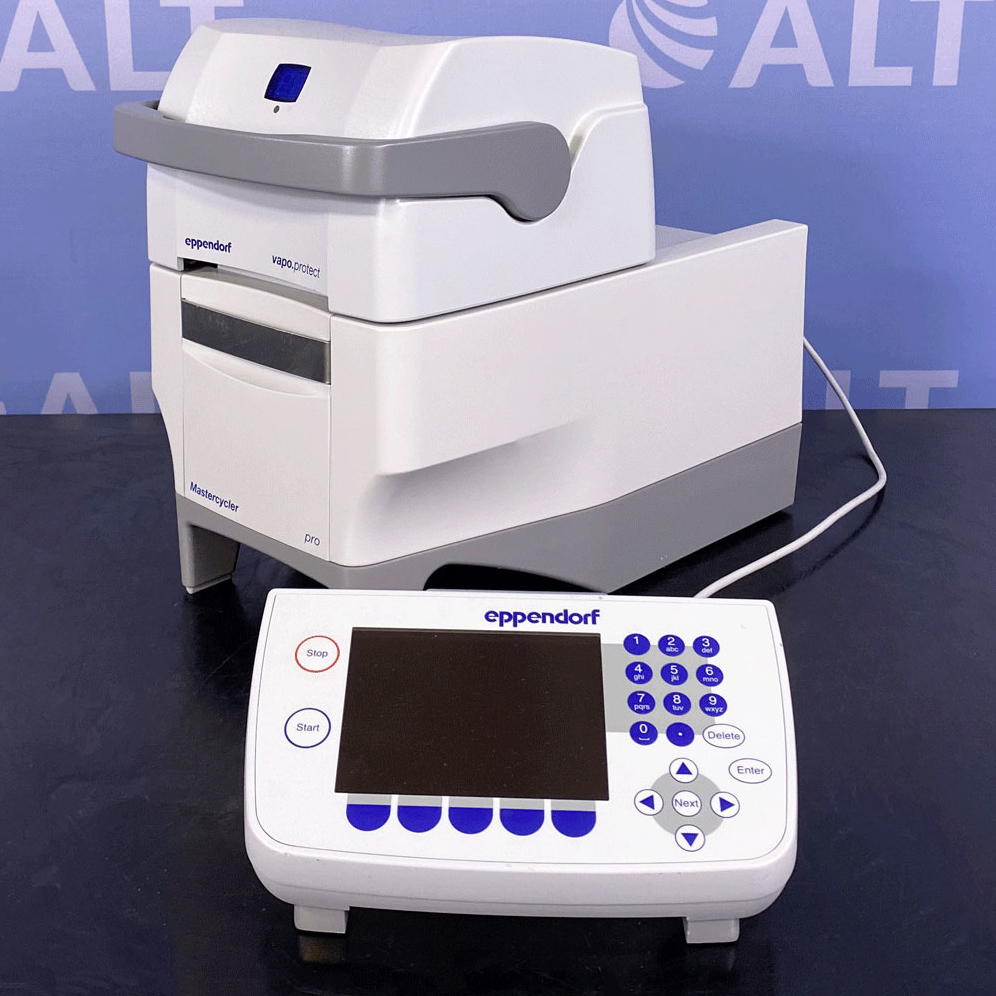 Eppendorf Mastercycler Pro vapo.protect, Model 6321, with Model 6320 Controller Image