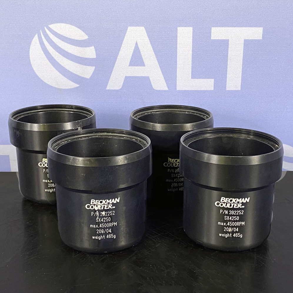 SX4250 Rotor Buckets, P/N 392252, Set of 4 Name