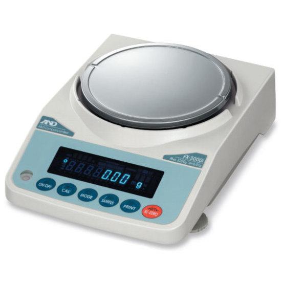 A&D Company FX-3000i Precision Balance Image